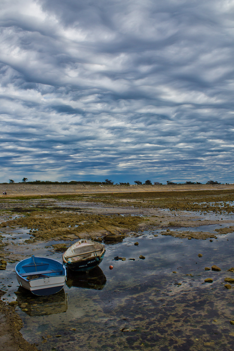Photograph Waiting for high tide by Francois Steque on 500px