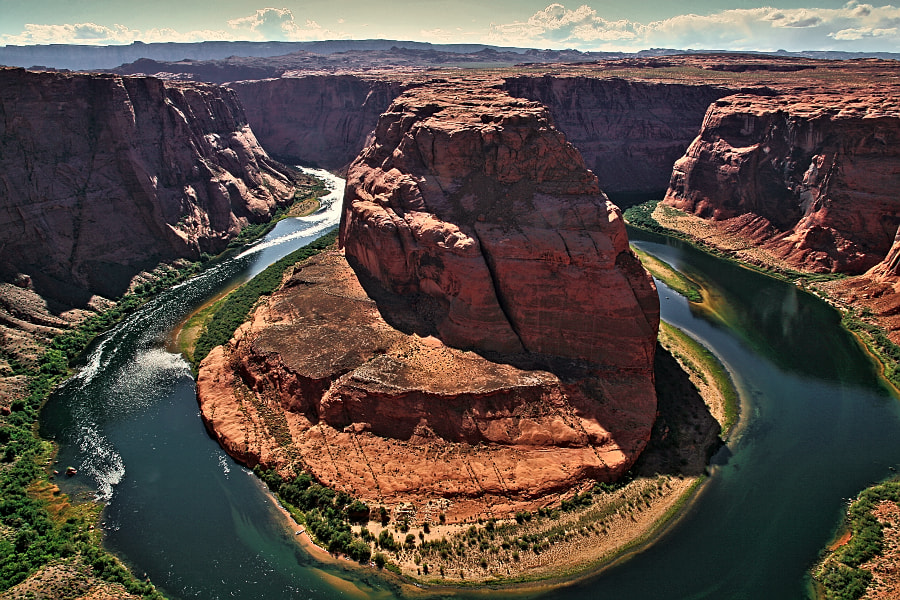 Photograph Horseshoe Bend by Sergio Sartorelli on 500px
