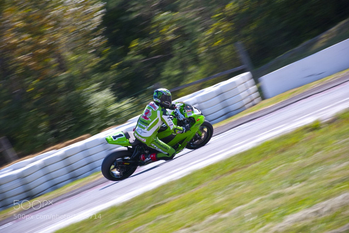 Photograph Jordan Szoke Kawasaki ZX-10R by Jim Bowie on 500px