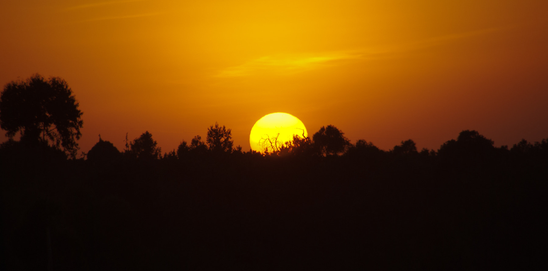 Photograph Tramonto Africano 2 by Paolo Apa on 500px