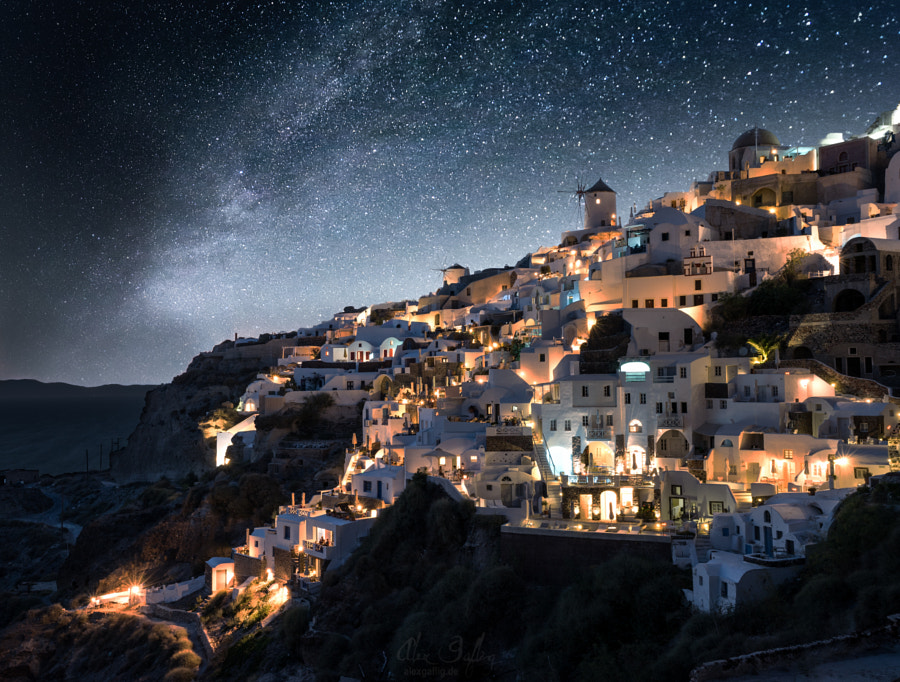 Kalinychta Oia by Alex Gaflig on 500px.com