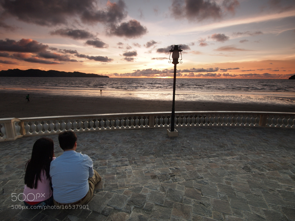 Photograph Let's Watch the Sunset Together by Ferdz Decena on 500px