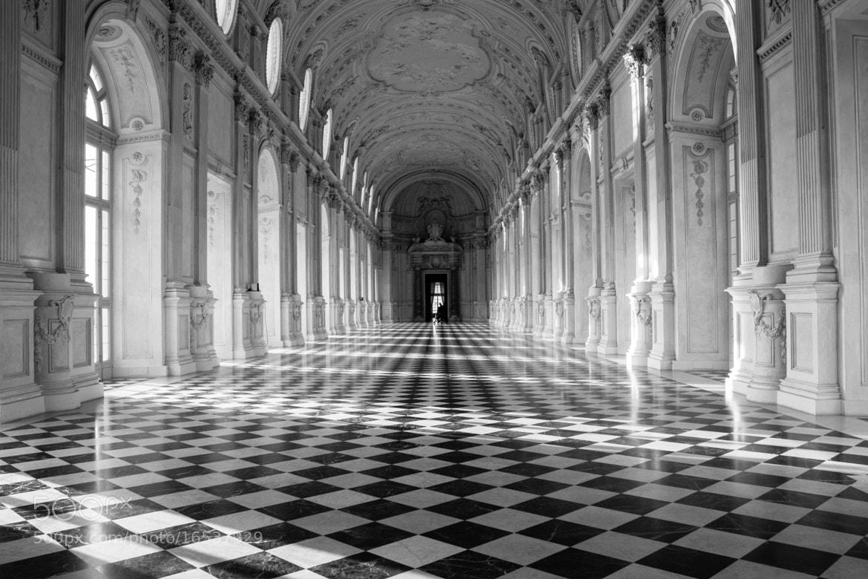 Photograph Grande galleria, Reggia di Venaria by Giorgia Caserio on 500px