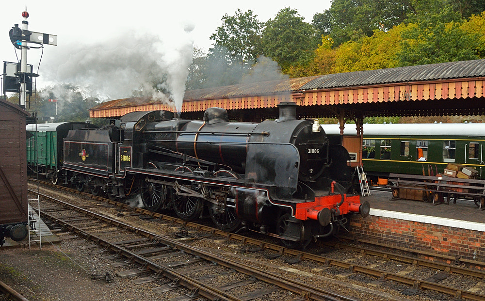 Photograph The U-Boat 31086 @ Severn Valley Railway - Bewdley by Pete Withers on 500px