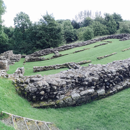 Roman Mile Castle - Hadrians Wall