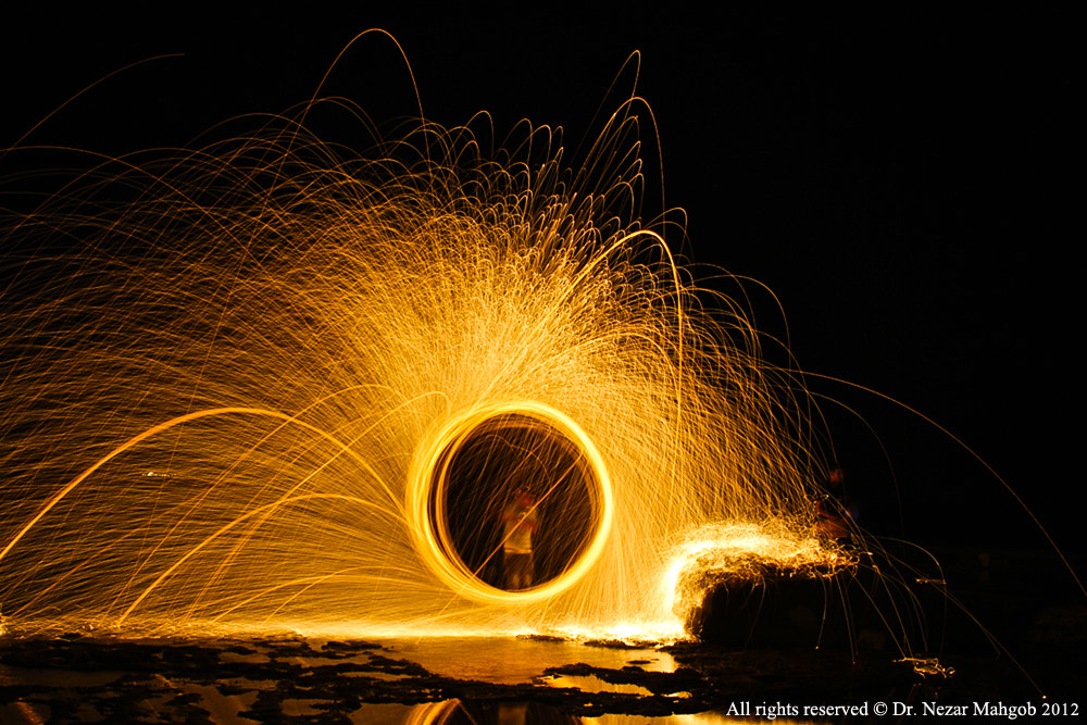 Photograph Ring of fire by Nezar Mahgob on 500px