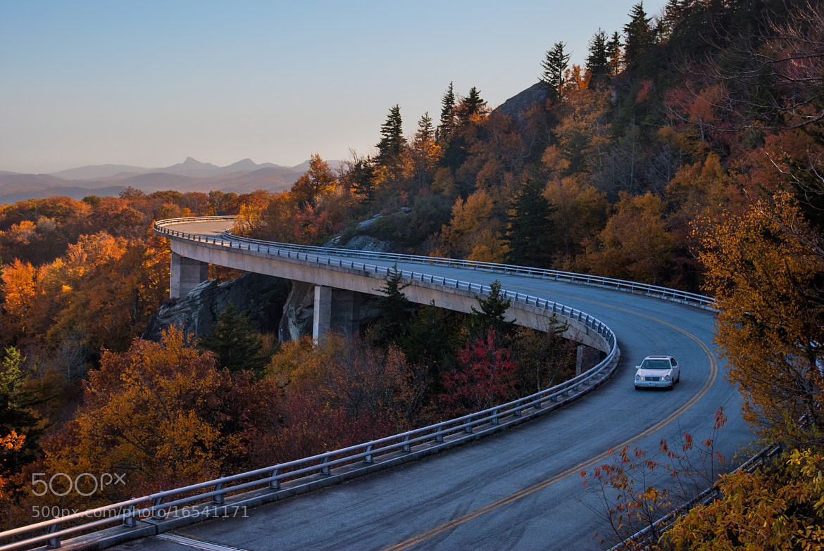 Photograph Blue Ridge Parkway by James Clear on 500px