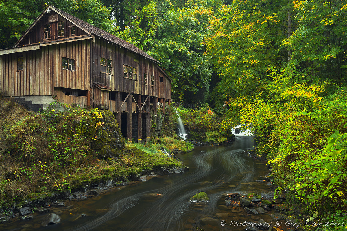 Photograph Cedar Creek Grist Mill by Gary Weathers on 500px
