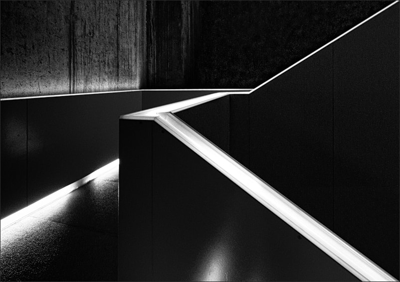 Photograph DarkStairs II by KPK . on 500px