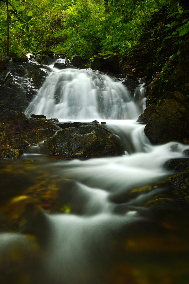 Photograph When water falls... by Vinayak  Hegde on 500px