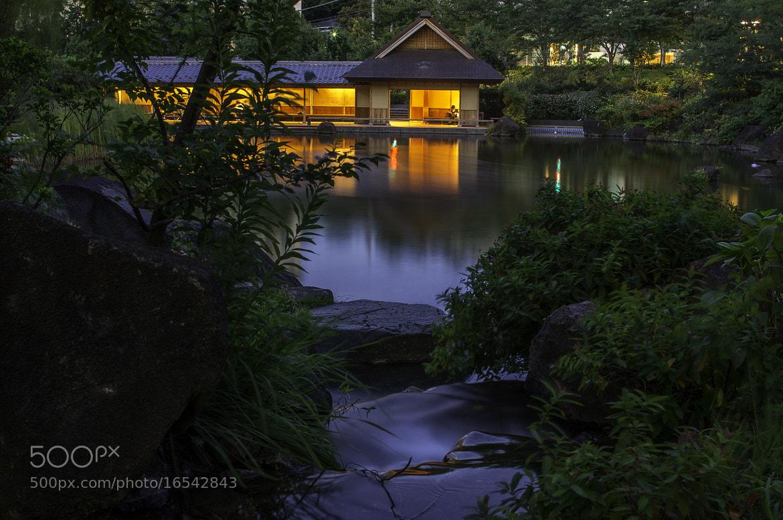 Photograph Japanese Garden by osa mu on 500px