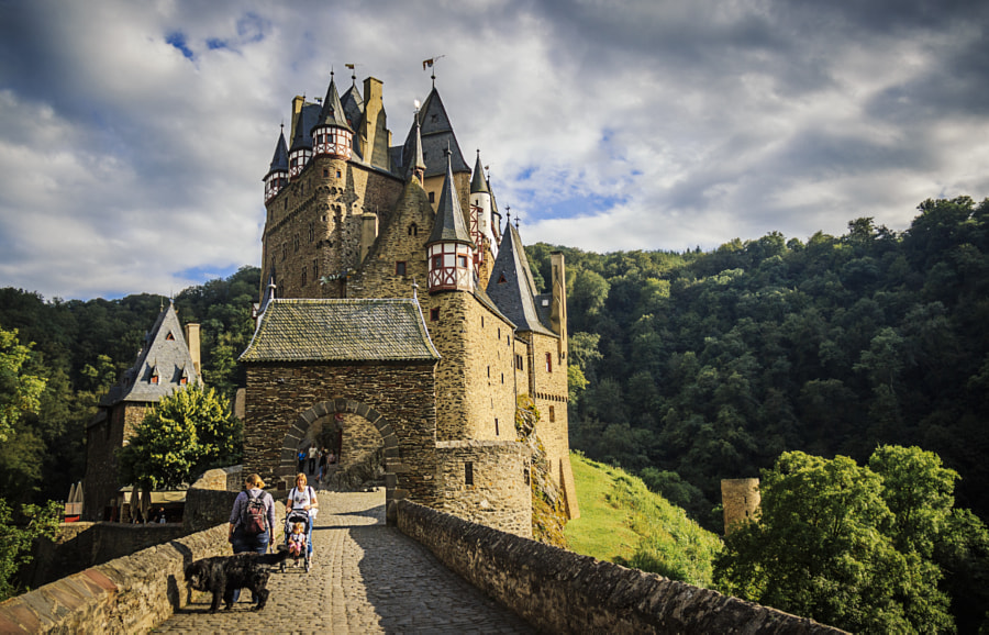 Burg Eltz #3 by Son of the Morning Light on 500px.com