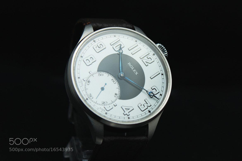 Photograph watch 'Rolex' by vittoria maljuga on 500px