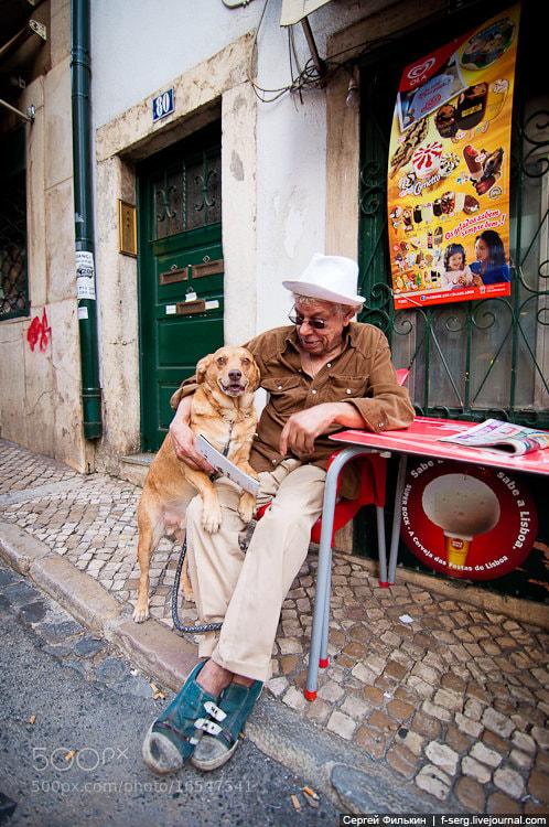 Photograph Lisboa by Сергей Филькин on 500px