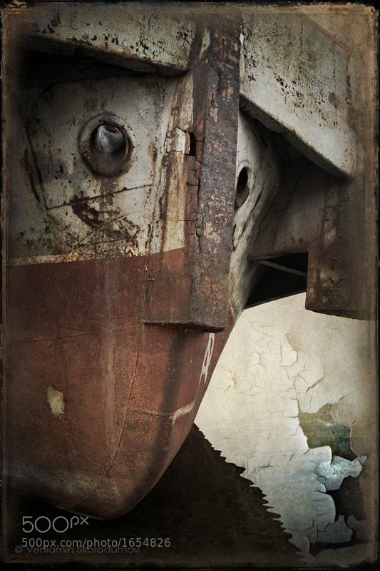 Photograph Face #1 by Veniamin Skorodumov on 500px