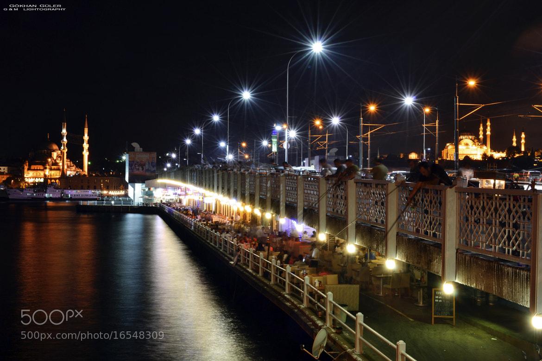 Photograph galata bridge by Gökhan Güler on 500px