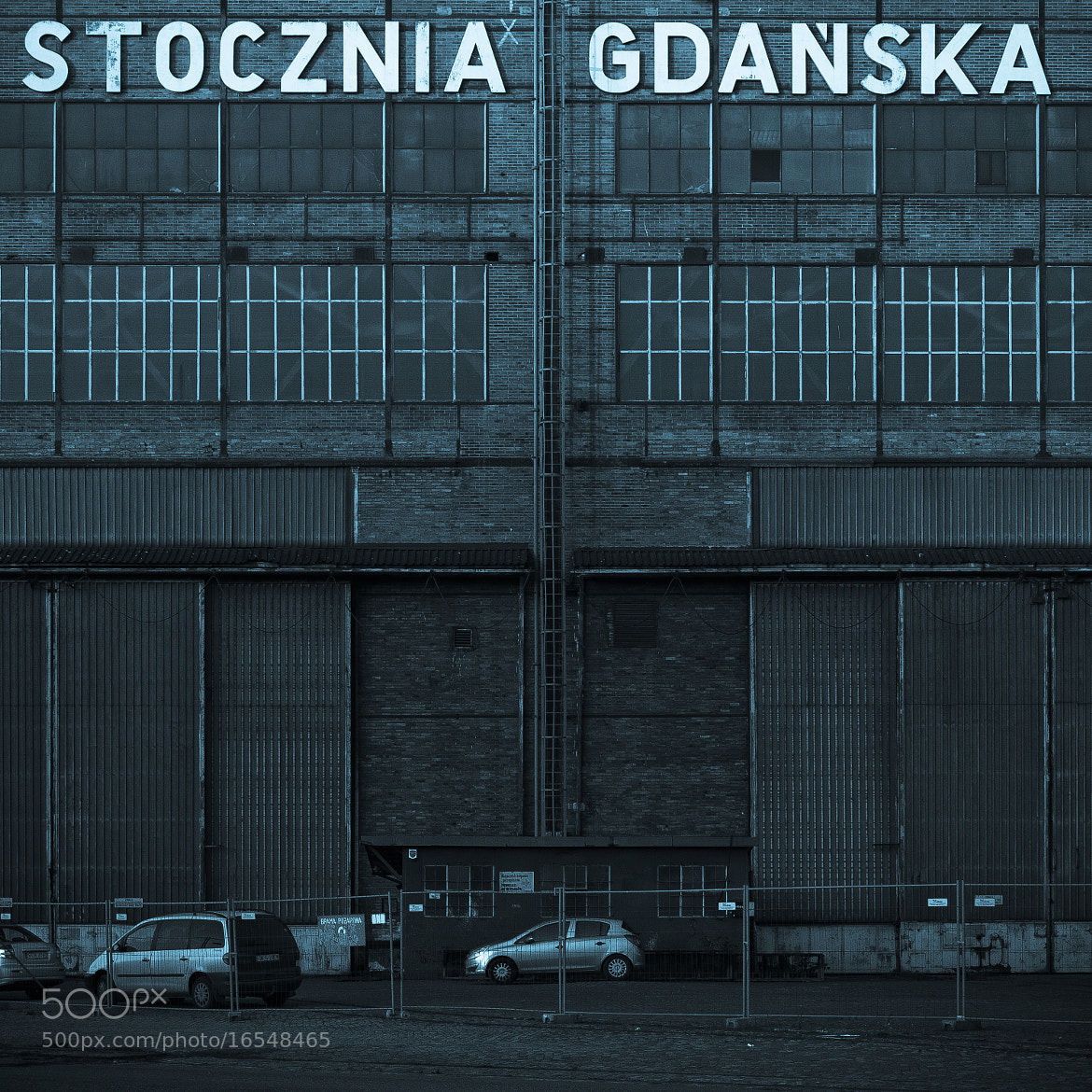 Photograph Gdansk Shipyard by Adam Sandurski on 500px