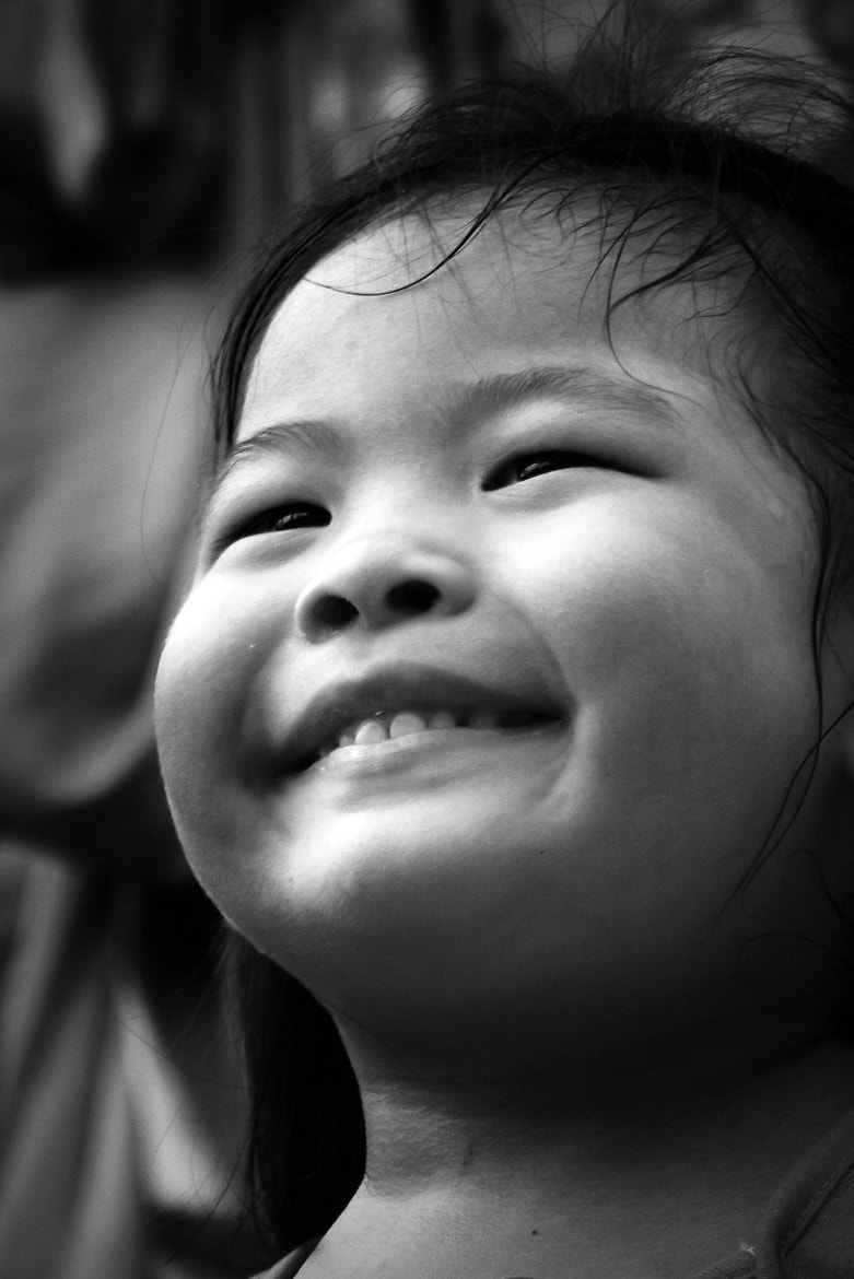 Photograph be happy by Waratharn Puengkaew on 500px
