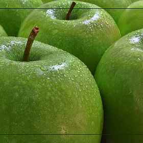 Manzanas Verdes by Juan Real (cuvungus)) on 500px.com