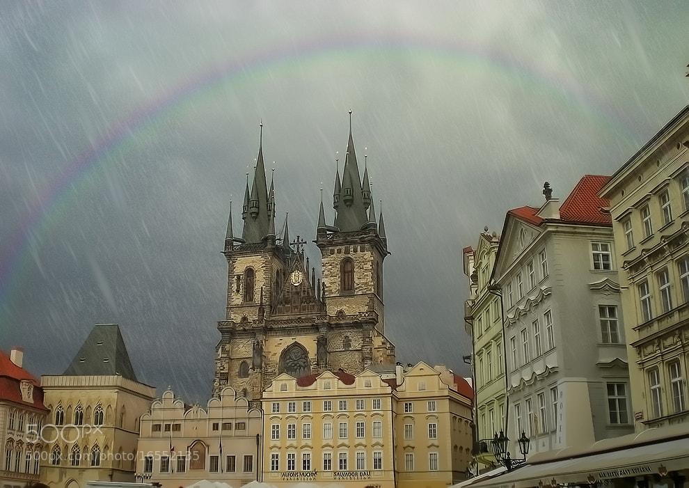 Photograph Rainbow in the Rain by Kayman Studio on 500px