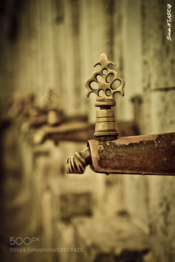 Photograph Fountain by Sinan Atasoy on 500px