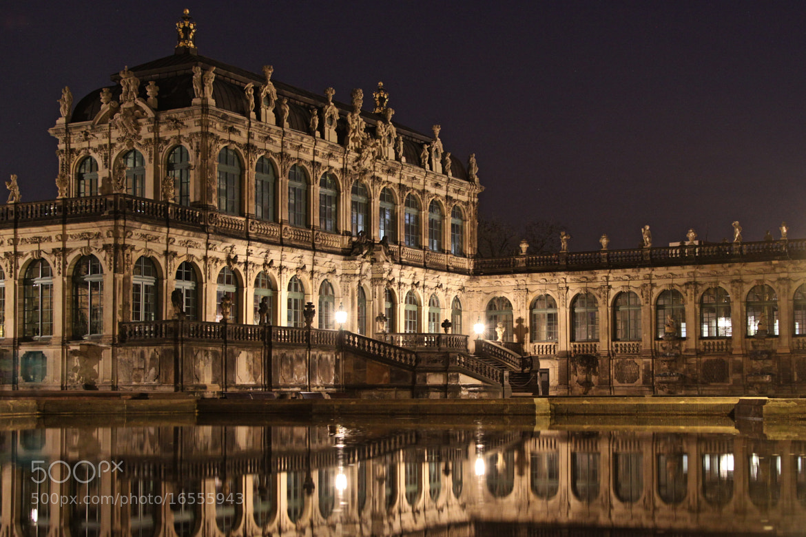 Photograph Zwinger Dresden by Christian Wagner on 500px