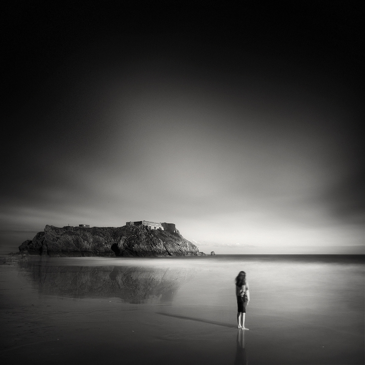 Photograph south beach, tenby by Andy Lee on 500px