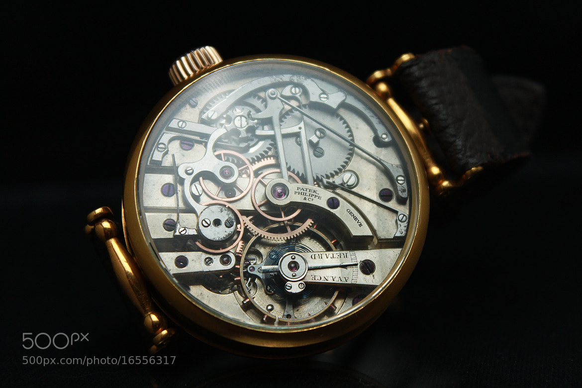 Photograph Patek Philippe by vittoria maljuga on 500px