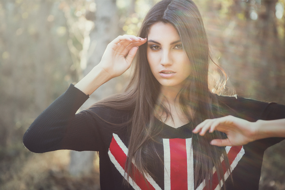 Photograph Davia by Emily  Soto on 500px