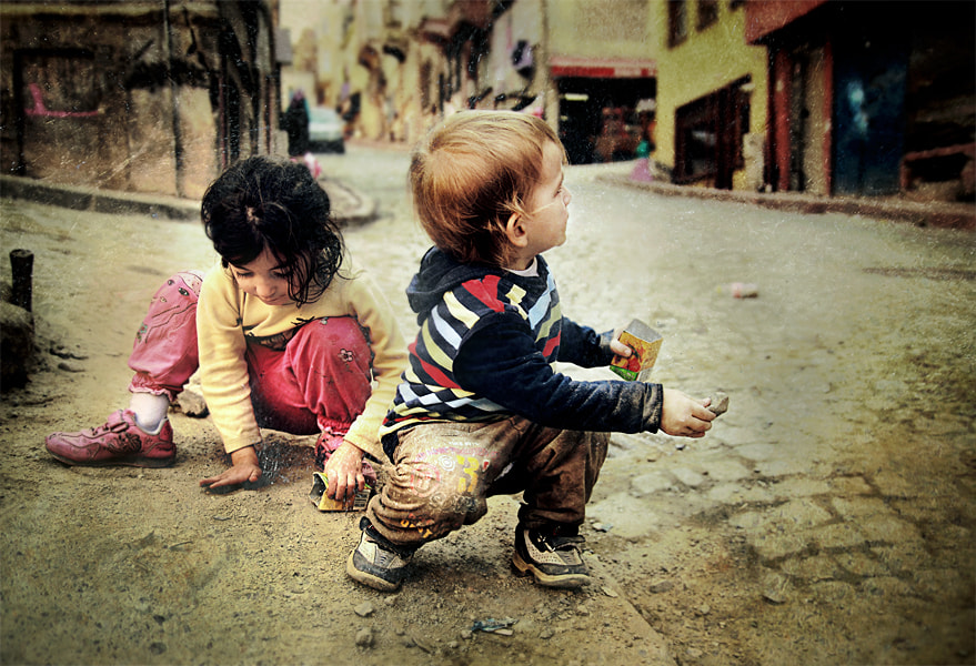 Photograph kids by Timucin Toprak on 500px