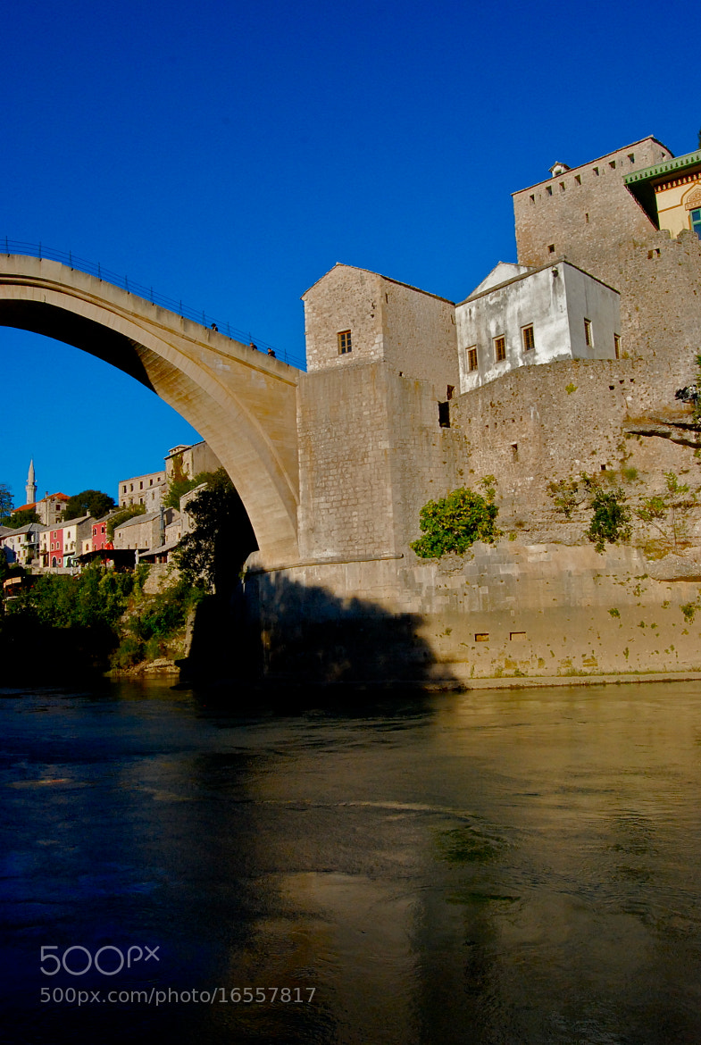 Photograph Stari Most  by Darion Wrenn Hamby on 500px