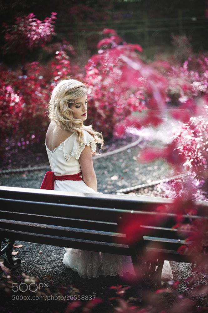 Photograph Zarreen by Anita Sadowska on 500px