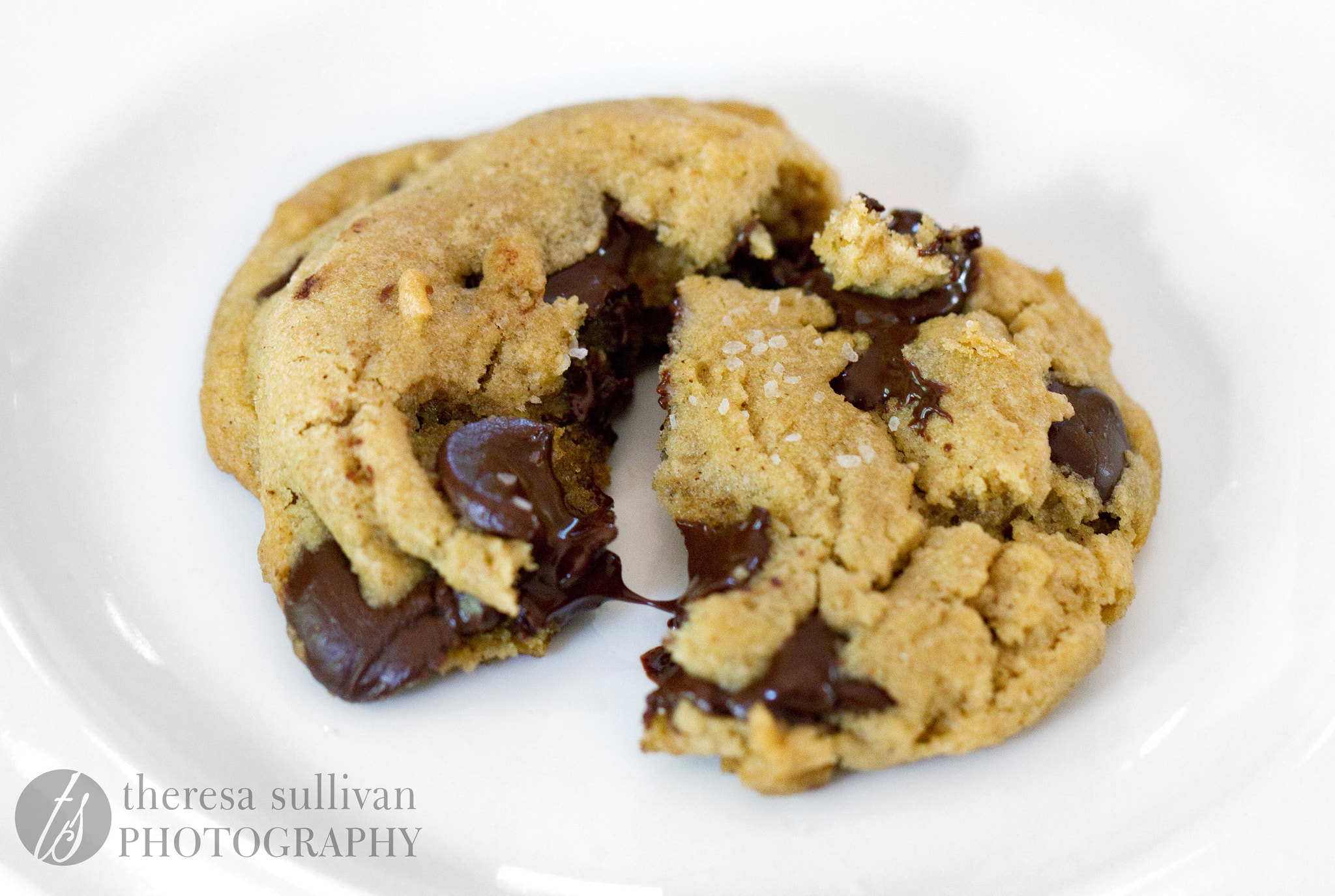 Photograph Bourbon Chocolate Chip Cookies by Theresa Sullivan on 500px