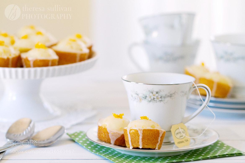 Photograph Lemon Blossom Cakes by Theresa Sullivan on 500px