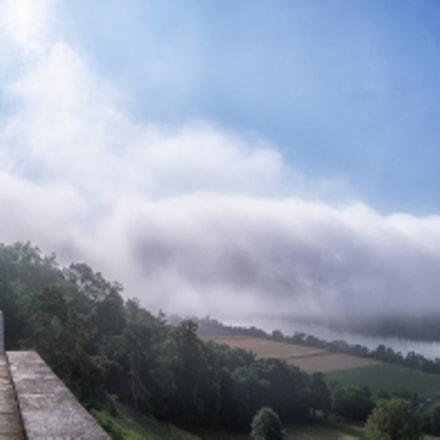 The Fog below Walhalla