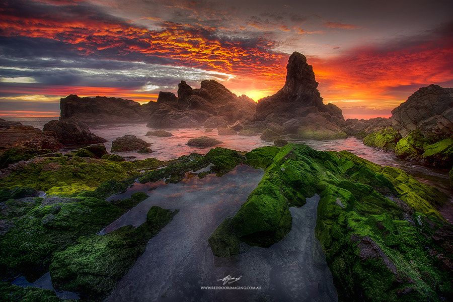 Moment from mars by Rod Trenchard on 500px.com