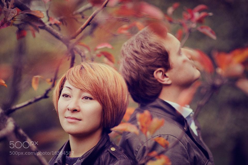 Photograph L&J by Evgeniya Semenova on 500px