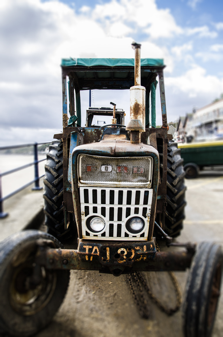Photograph Old tractor by Paul Hoaksey on 500px