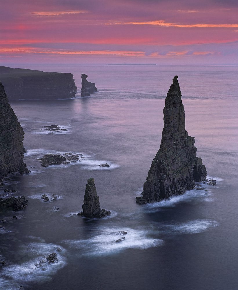 Photograph Duncansby Gloaming by Ian Cameron on 500px
