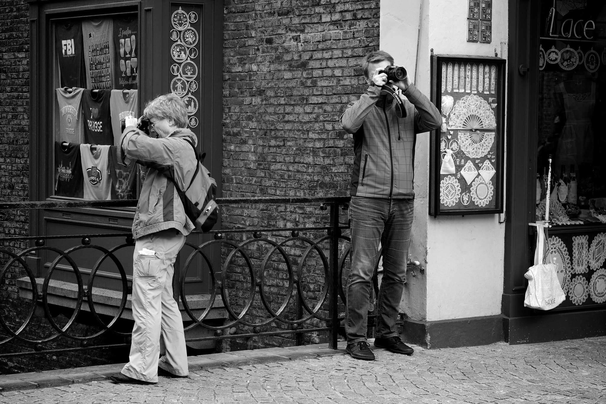 Photograph Tourists by Patrick Pielarski on 500px