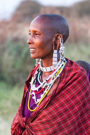 Maasai Woman by Heather Balmain on 500px
