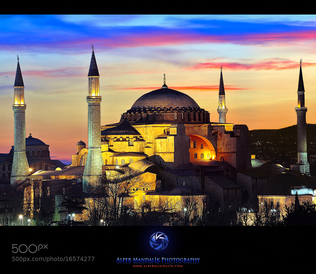 Photograph Hagia Sophia (Ayasofya) by Alper Mandalik on 500px