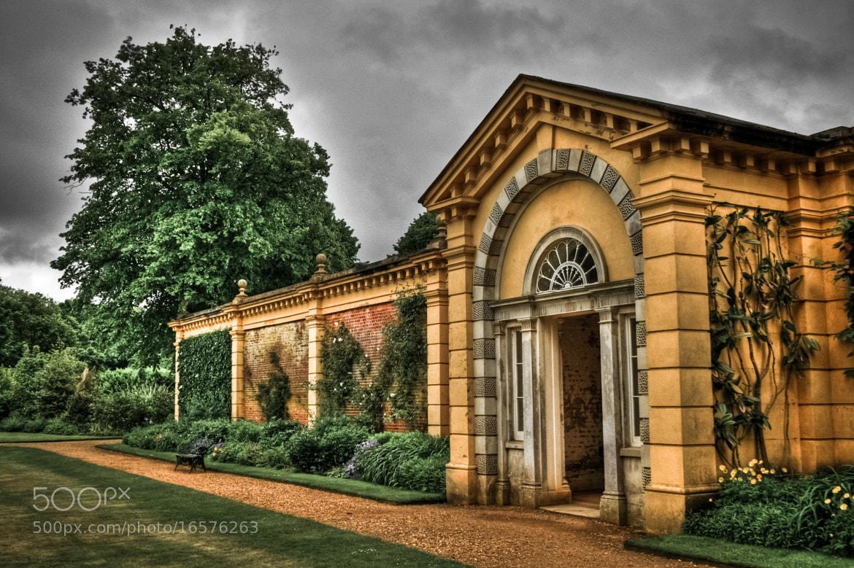 Photograph Walled Garden, Osborne House by Derek Σωκράτης Finch on 500px