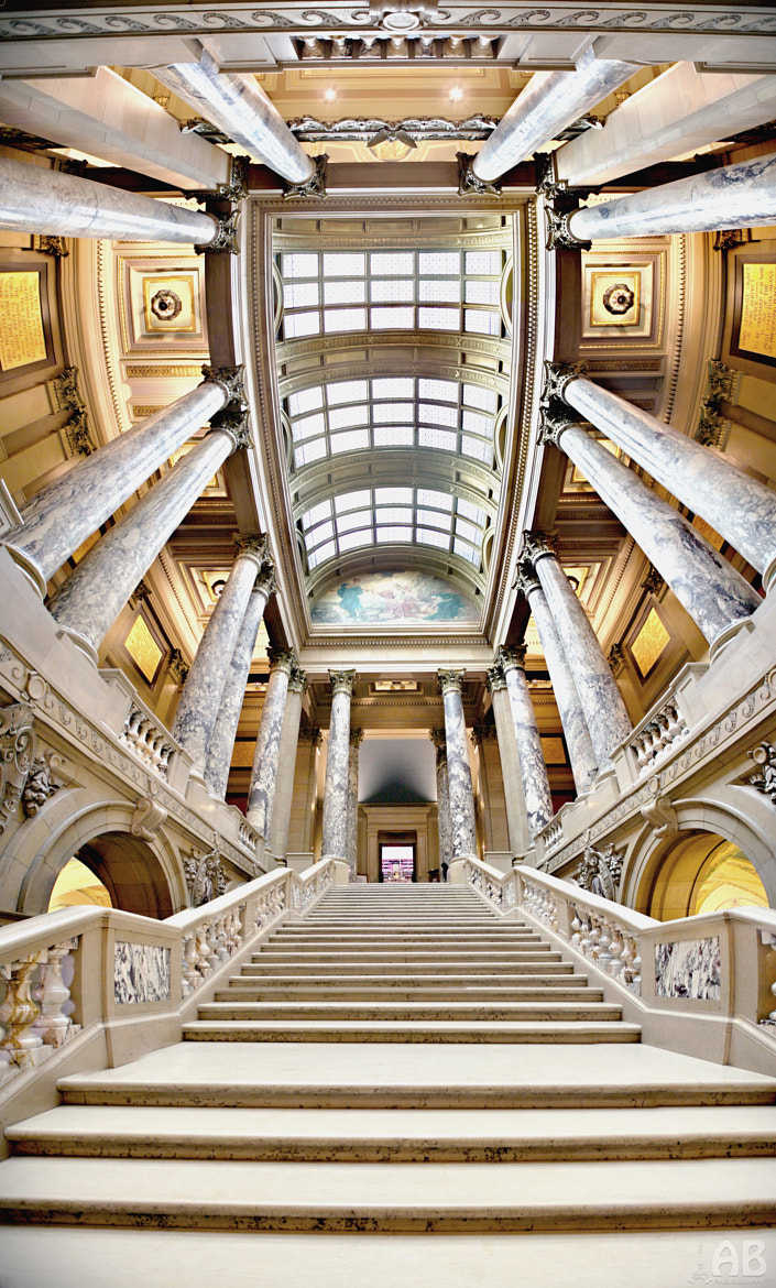Photograph MN State Capitol by Alexandra (Petrova) & Bharath Wootla on 500px