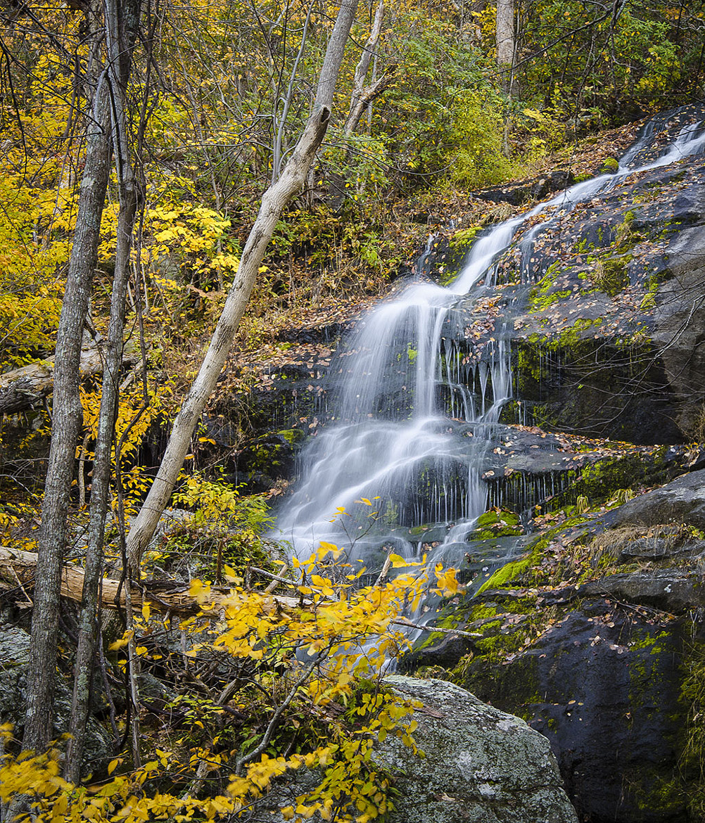 Photograph Crabtree Falls by Stevan Tontich on 500px