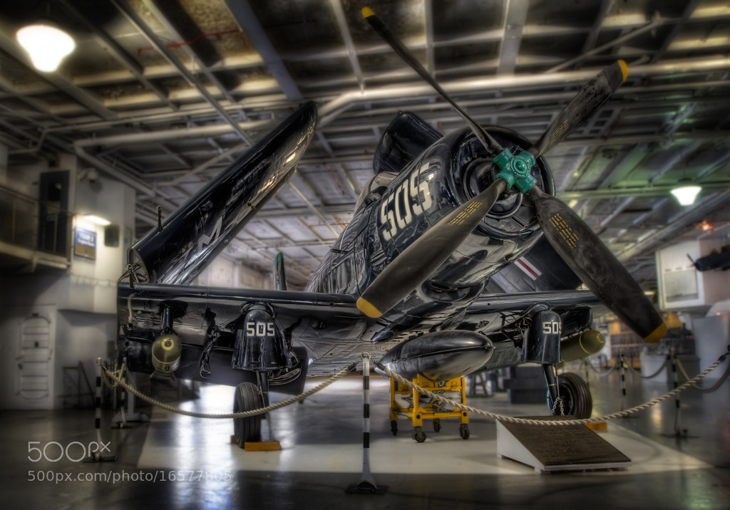 Photograph The Hangar Deck of CV-10 by Michael Criswell on 500px
