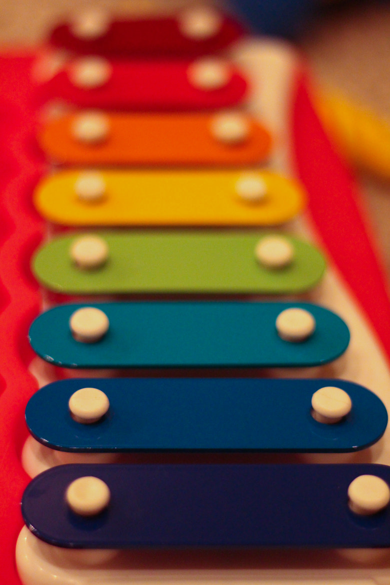 Photograph It's all about music (and colors!) by Surya Suravarapu on 500px