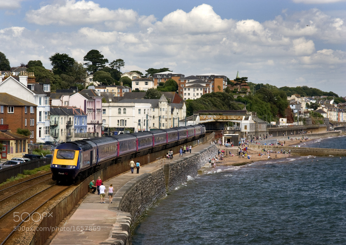 Photograph A Dawlish Summer by Theresa Elvin on 500px