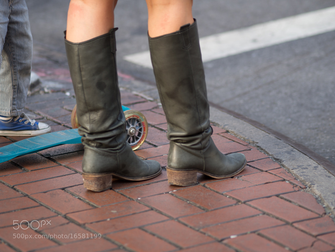 Photograph Boots by C.K. Sample III on 500px