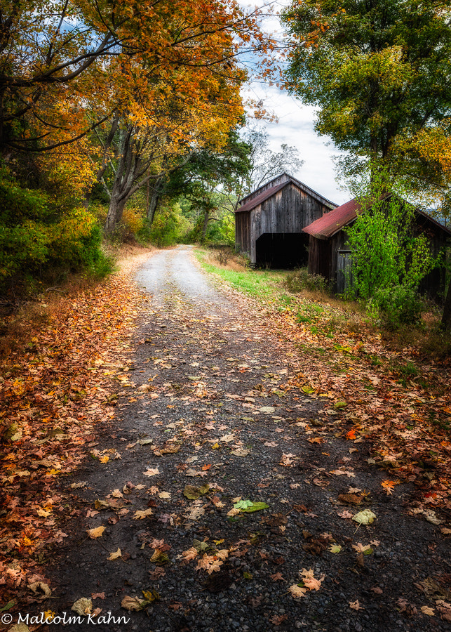 Photograph Farm Road by Malcolm Kahn on 500px